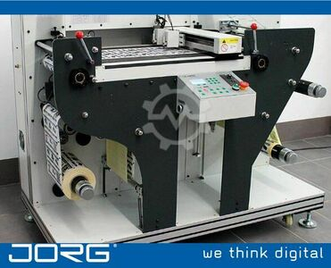 Digital Label Finishing System