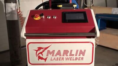 Laser Welding manual machine