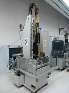 Single Spindle Vertical Honing Machine