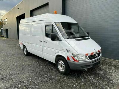 Mercedes-Benz Sprinter 313 CDI Kanal TV IBAK Argus 4
