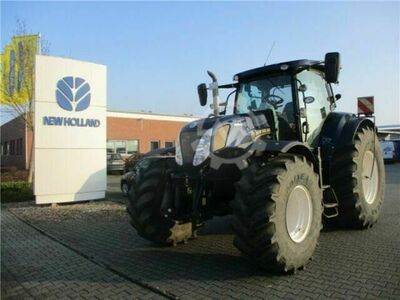 New Holland T7.270 AutoCommand Gold Edition