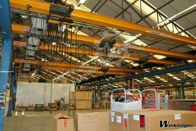 KoneCranes Single girder 10900 mm x 1 tonne