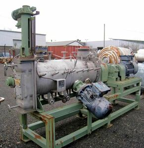 Continuous Ploughshare Mixer