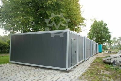 Buerocontainer Neu