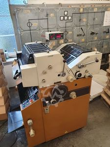 Ryobi  Endlos Small Offset Press Model 985 CF