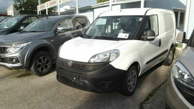 Fiat Doblo Cargo Basis Kasten easy 1,3/80 PS Euro 6