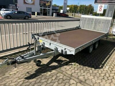 Hapert Indigo HT 2 Transporter 4050 x 2000 mm, 2,7 to. R