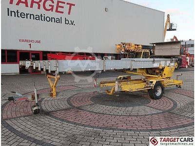 Sonstige/Other Paus ASA 30WH Tow Material Lift 30M 200KG Diesel
