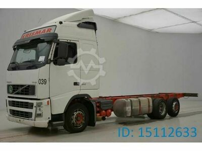 Volvo FH12.380 6x2 Globetrotter
