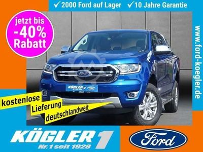 Ford Ranger DoKa Limited 31%*