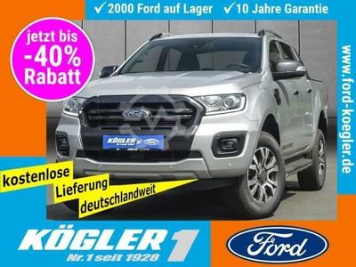 Ford Ranger Doka Wildtrak Aut. 31%*