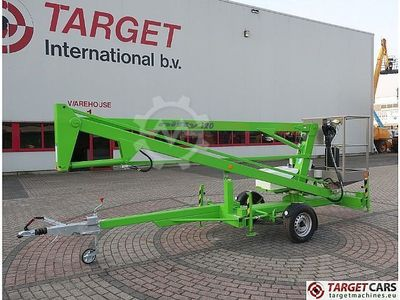 Niftylift 120ME Articulated Towable Boom Work Lift 1233cm