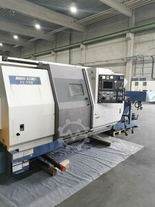 Cnc lathe with C Axis