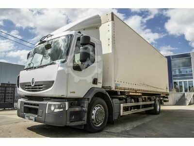 Renault PREMIUM 340 DXI+INTARDER+caisse amovible