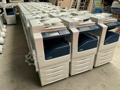 60多个Xerox WorkCentre 71xx / 72xx