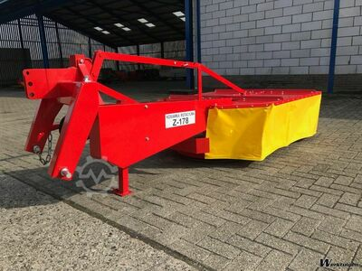 Marmet Cyclo mower 135-185