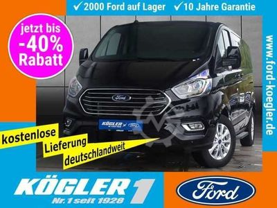 Ford Tourneo Custom 320 L2H1 Trend Aut. 34%*