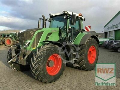 Fendt 826 V S4 Schlepper
