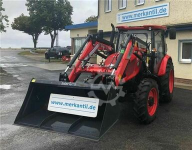 Zetor Major 80 CL + Frontlader NEU