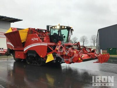2014 Grimme Maxtron 620 Self-Propelled 6 Row Sugar