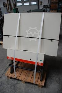 Bacher plate punch model 2005