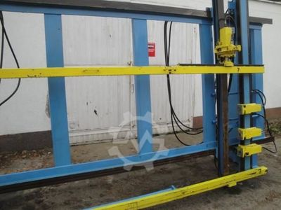 frame hydraulic press WEGOMA frame hydraulic press WEGOMA