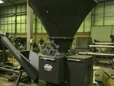 Aymas Recycling Machinery TK 20 Chip Crusher