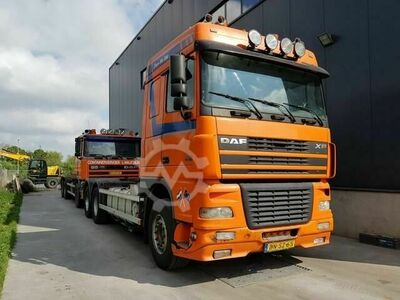DAF 95 XF 480 SC Manual 6X2