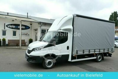 Iveco Daily 35S18 Pritsche Plane,LBW,Neues Modell
