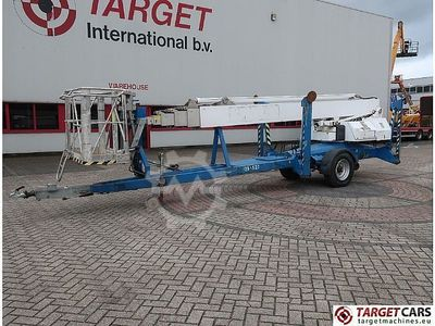 Sonstige/Other Denka DL30 Towable Telescopic Boom Lift 3000cm