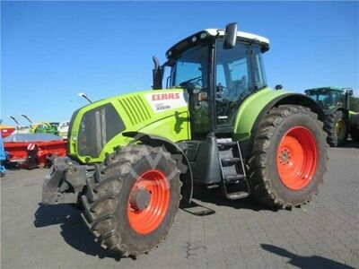 Claas Axion 810 C MATIC