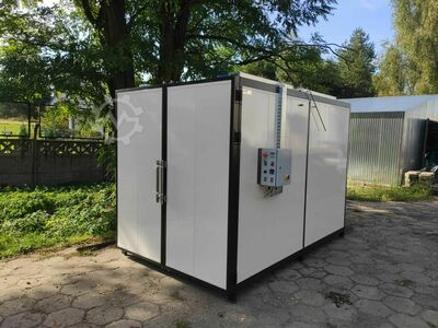 Curing oven Powder coating oven