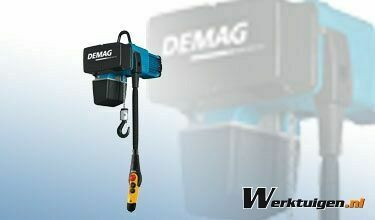 Kettingtakle Demag
