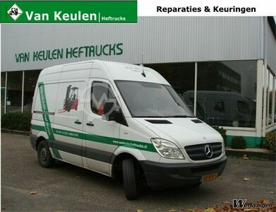 Van Keulen Heftrucks Repair and maintenance services