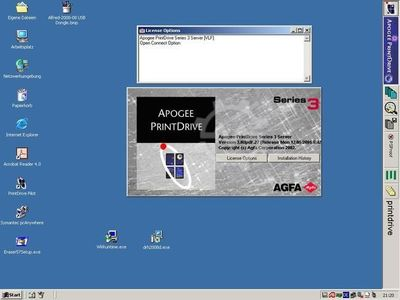 AGFA PrintDrive OpenConnect