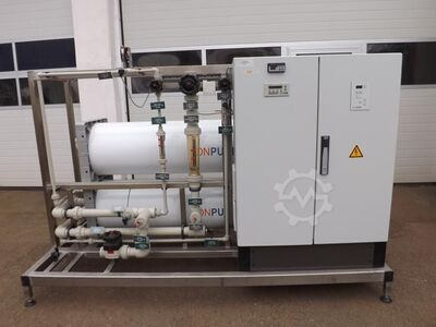 Weil Industrieanlagen EP 12.500 IP/PP/SO