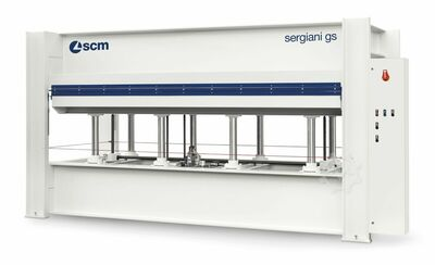 scm sergiani  GS160 3500 X 1300