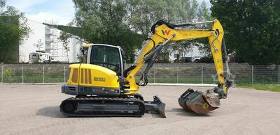 Wacker Neuson no Kubota Takeuchi ET90 no 75 80