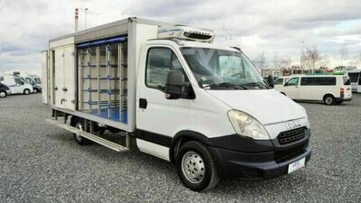 Iveco Daily 35S11 TIEFKÜHLER/220V/automat/HUBBARD