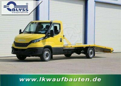 Iveco Daily Automatic, Alu Aufbau, Voll Luft