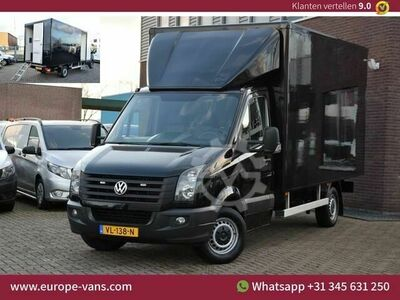 VW Crafter 35 2.0 TDI 163pk Douche Saneringswagen (As