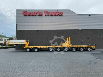 Goldhofer STZ P 8 91/80A 2 6 1X EXTENDABLE SEMI LOW LOADER