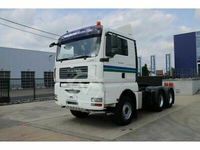 MAN TGA 33.480 XL BLS INTARDER BIG AXLES KIPHYDR.