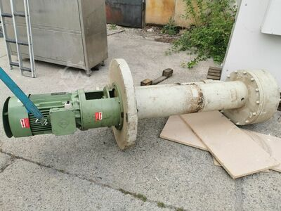 Chemical Pump Munsch TNP KL 150-125-200