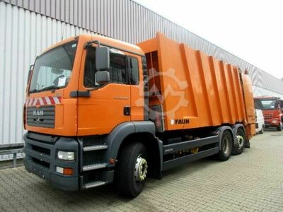 MAN TGA 26.350 6x2 2BL TGA 26.350 6x2 2BL FAUN POWER