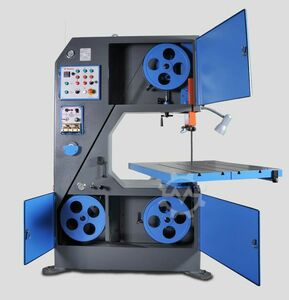 VERTICAL CONTOUR BAND SAW MACHINES
