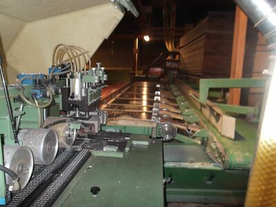 GreCon fingerjointing