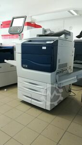 Xerox 550 digital printer
