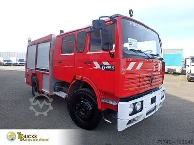 Sonstige/Other Renault G 230 + MANUAL + FIRE TRUCK + 35889KM !