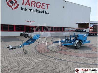 Sonstige/Other Teupen Apollo 30VH-250 Trailer Material Lift 30M